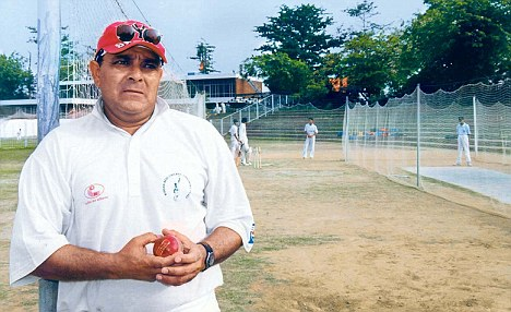 Yograj singh former cricketer and father of Yuvraj singh    Yuvraj Singh Father And Mother